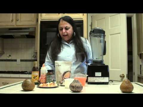 MACA smoothie