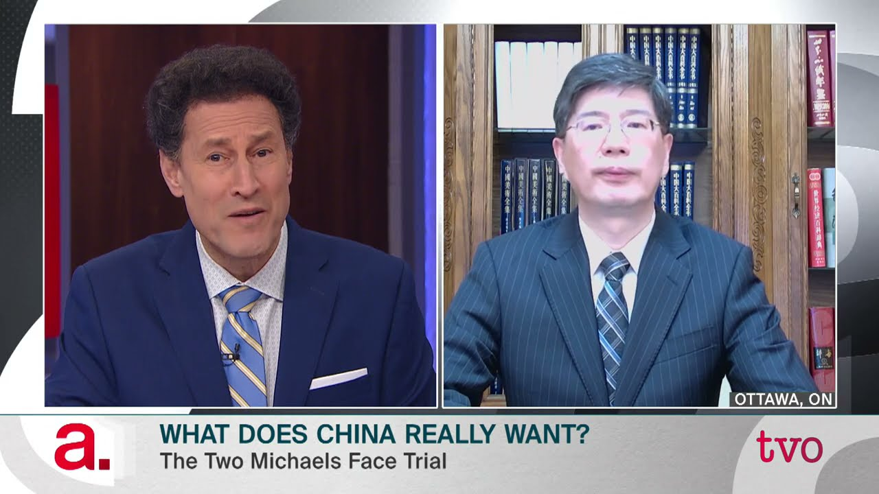 Chinese Ambassador: What Does China Want from Canada? | The Agenda