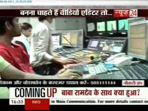 Career and Jobs in Video Editing. (06/06/2011)