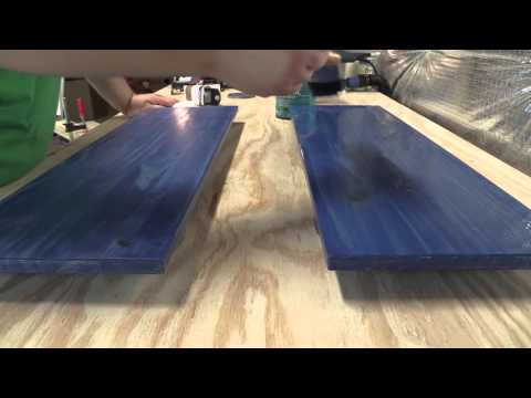 Amateur Wood Finishing 101: Introduction to Water-Based Polycrylic Finish (Part 3)