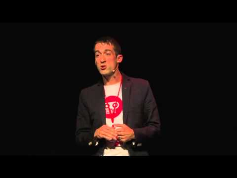 Education as investment: Engaging the disengaged | David Delmar | TEDxSomerville