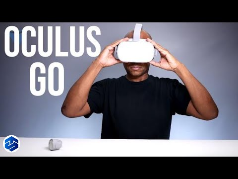 How To Set Up Oculus Go Standalone VR Headset