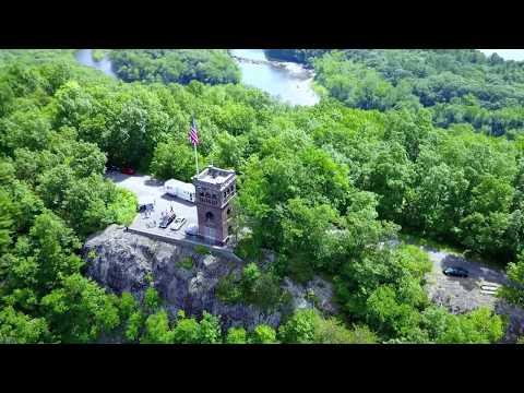 Poet's Seat Tower, Greenfield Massachusetts 2017