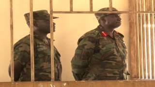 UPDF Graft Scandal: Amisom Officer Brigadier Ondoga court-martialled