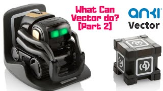 What Can Anki Vector Do [Part 2]