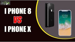 Apple iphone 8 vs iphone X Price And Specifications - Telugu Tech Guru