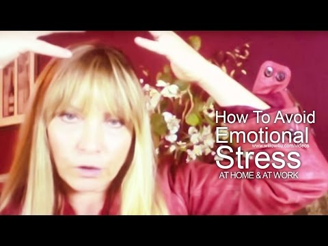 How To Avoid Emotional Stress At Home & At Work
