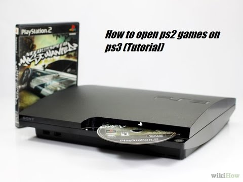 How to Play PS2 Games on PS3! (Tutorial)