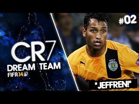 Cristiano Ronaldo's Road to Dream Team ''Jeffren!'' #2 | FIFA 14 Ultimate Team