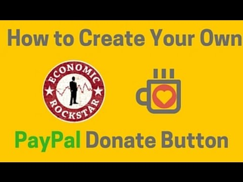How to Create a Personalized Paypal Donate Button for Your Website