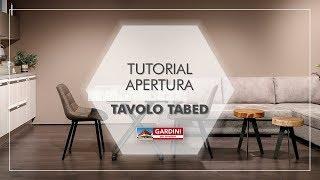 Credenza Ness Con Tavolo Estraibile : Gardinistore videos