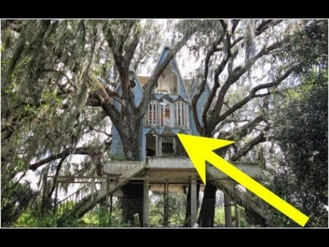 4 Top Creepiest Abandoned Places in Florida