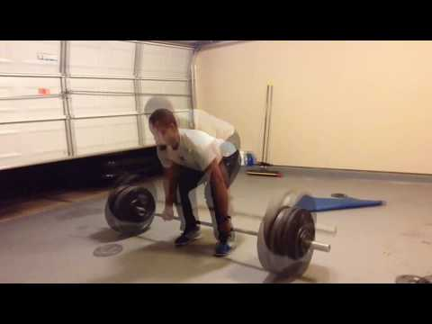 Increase Power Clean and Deadlift workout Week 1