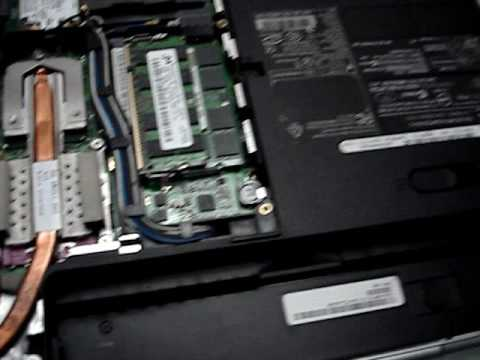 Changing your DELL Inspiron 1525 laptop RAM (and other DELLs)