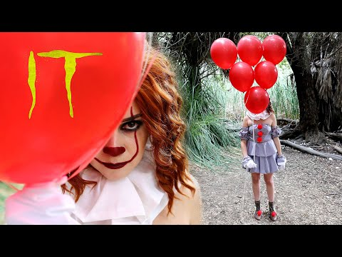 DIY 'IT' PENNYWISE COSTUME TUTORIAL - No Sew! || Lucykiins
