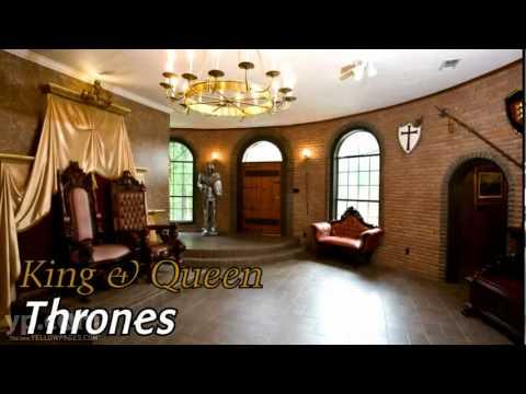 Louisiana Castle Wedding Venue Franklinton LA