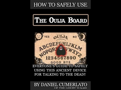 Safely Use The Ouija Board - Example Video