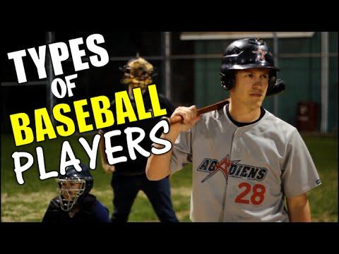 Stereotypes: Baseball
