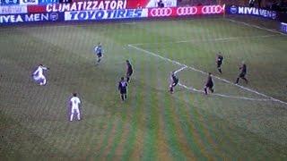 Milan Cagliari 1 0 - Suma sclera