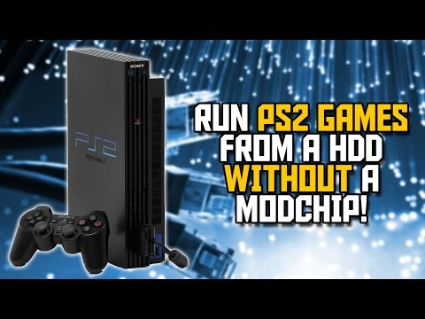 How to Play PS2 Games from HDD (Softmod Tutorial)