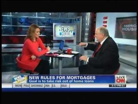 John Adams on CNN: New Mortgage Rules Limit Home Loan Options