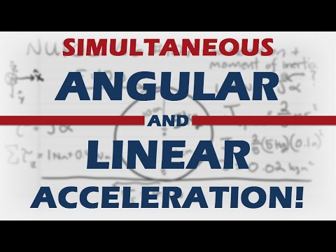 NUPOC VSG #107 - Angular and Linear Acceleration!