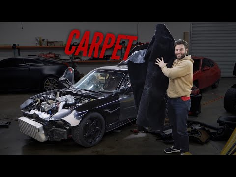 How BAD is the $140 Carpet from Amazon? Car Interior Replacement