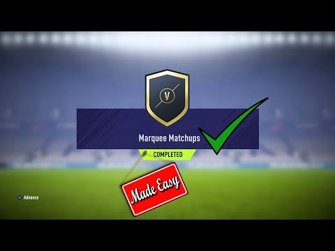 FIFA 18 Marquee Matchups Made Easy! July 3rd