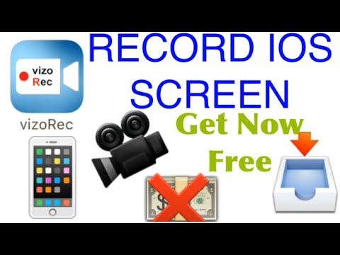 HOW TO RECORD IOS 9/10/11 SCREEN. NEW IOS SCREEN RECORDER . [100% WORKING]
