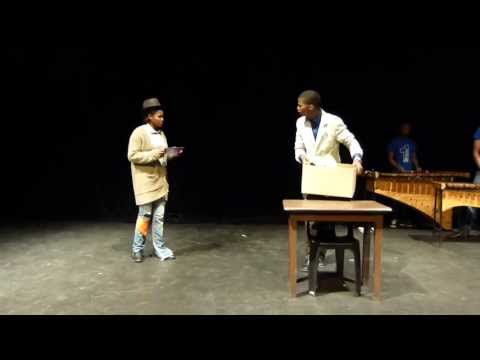 Philippi High at the High School Drama Festival in Artscape (3rd extract)