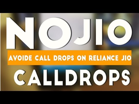 How to avoid CallDrops on Reliance Jio 4g | How to get reliance jio | Android app