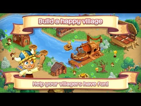 Village Life: Love, Marriage and Babies - GamePlay Trailer