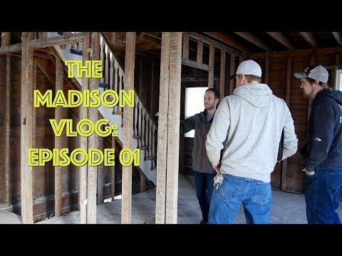 Real Estate Investing Vlog Episode 1: The Madison Project