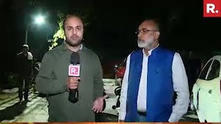 KJ Alphons Speaks Exclusively To Republic TV