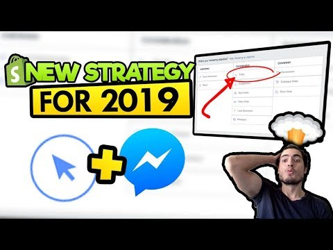 New Facebook Ads Targeting Strategy For 2019 | Shopify Dropshipping