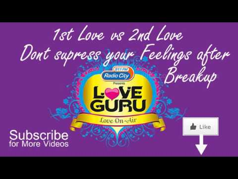 Dont Supress your Feelings after Breakup | Radio City Love Guru Tamil
