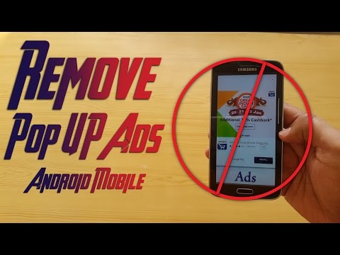 How to remove Popup ads from Android Mobile | No App Required | New Way