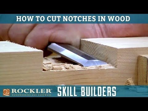 Cutting Notches for Lap Joints with a Circular Saw | Rockler Skill Builders