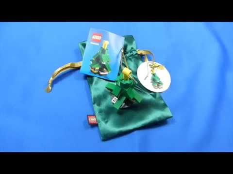 LEGO VIP Christmas Ornament 2015 Exclusive  (5003083)
