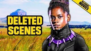 BLACK PANTHER - Deleted Scenes & Script Changes