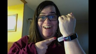 HOW I USE A  FITBIT AS A DISABLED PERSON| life with cerebral palsy