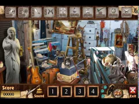 Pawn Shop - Free Find Hidden Objects Games