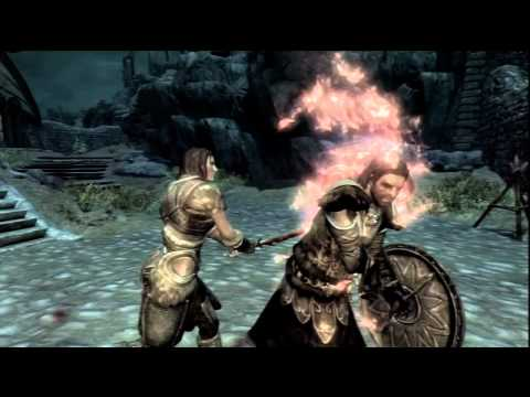 Skyrim: Lydia | Joining the companions...