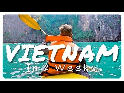 How to Travel Vietnam in 2 Weeks