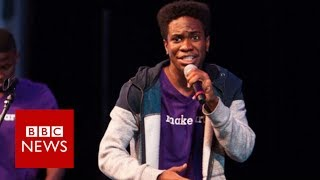Harvard student submits a hip-hop album as his final dissertation  - BBC News
