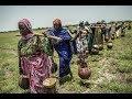 LA VIDA  EN UN POBLADO AFRICANO