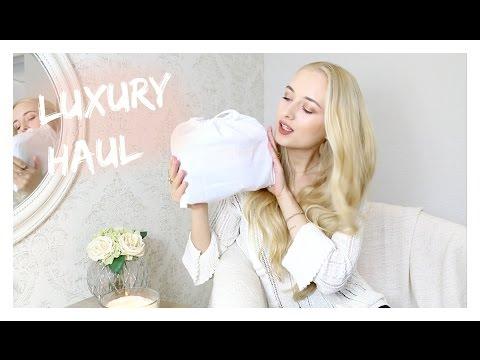 LUXURY DESIGNER HAUL! // Gucci, YSL, Chloé, Dior