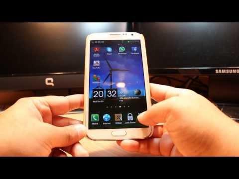 AppLock Install to Samsung Galaxy Note 2