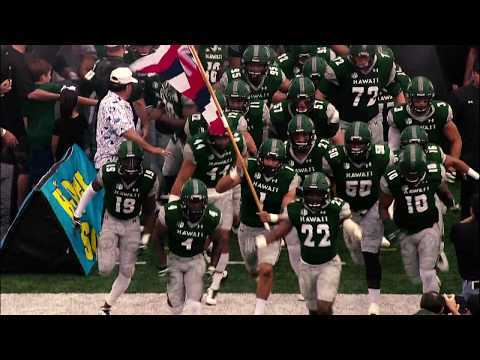 2018 Hawaii Football Season Ticket Commercial