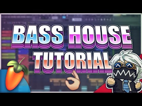 HOW TO MAKE A TOKYO MACHINE BASS HOUSE DROP (FL STUDIO)